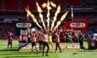 brentford ascendeu pela primeira vez na liga principal após o naufrágio em Swansea